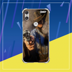 Capa Personalizada, Game , Red Dead Redemption